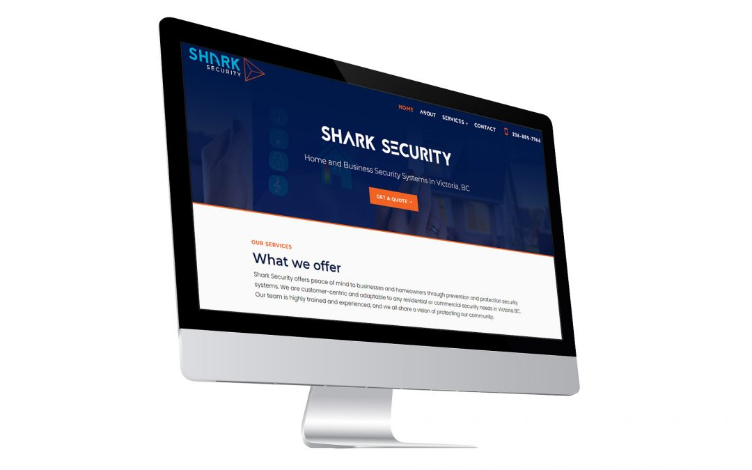 Shark Security – Home and Business Security Systems In Victoria, BC